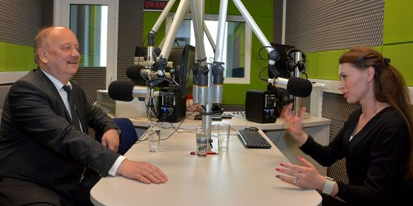 Radio Wilno. Wywiad z Michałem Mackiewiczem