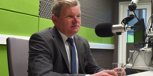 Radio Wilno. Wywiad z wiceprzewodniczącym Sejmu Jarosławem Narkiewiczem
