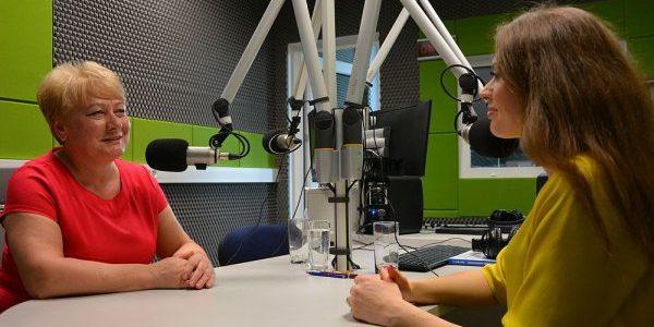 Radio Wilno. Wywiad z mer rejonu wileńskiego Marią Rekść