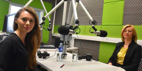 Radio Wilno. Wywiad z przewodniczącą frakcji AWPL w Sejmie RL Ritą Tamašunienė