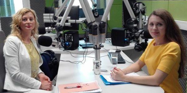 Radio Wilno. Wywiad z Ritą Tamašunienė