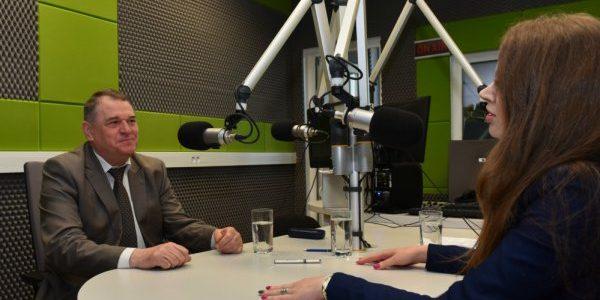 Radio Wilno. Wywiad z posłem Leonardem Talmontem