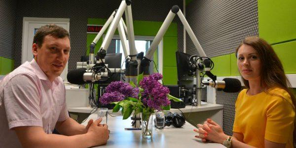 Radio Wilno. Wywiad ze starostą Podbrodzia Edwardem Worszyńskim