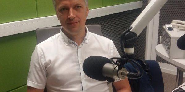 Wywiad z Grzegorzem Saksonem