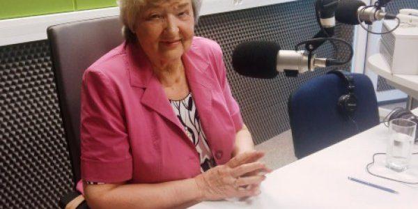 Wywiad z Krystyną Adamowicz