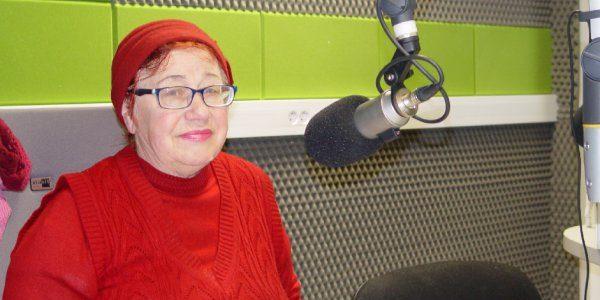 Wywiad z Jadwigą Podmostko