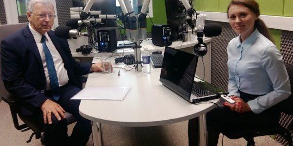 Wywiad z ministrem Janem Parysem
