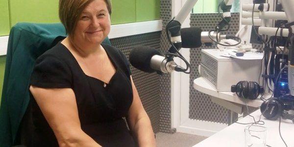 Wywiad z Reginą Markiewicz