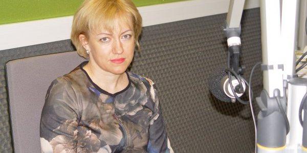 Wywiad z Jolantą Makowską