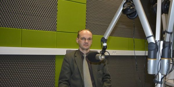 """Adam Jurewicz dla Radia Wilno o Festiwalu """"Ciebie, Boże, Wysławiamy"""""""