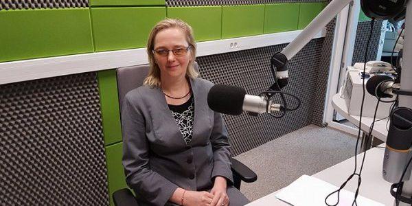 Wywiad z Iwoną Wojnicz