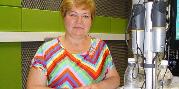 Wywiad z Reginą Mickiewicz