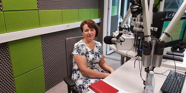Wywiad z Renatą Mickiewicz