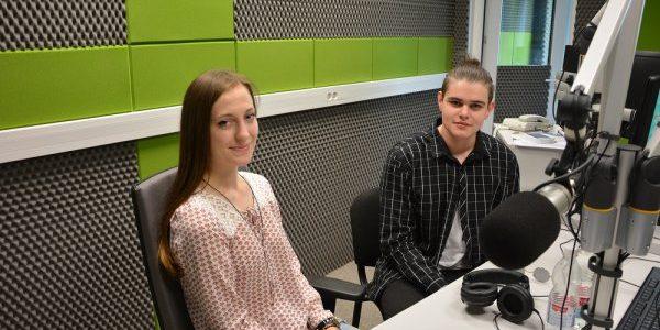 Wywiad z Augustyną Grejciun i Krzysztofem Ogintem