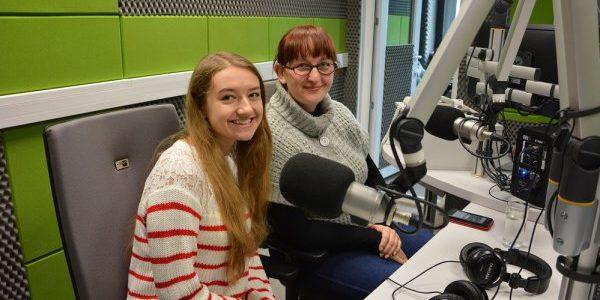 Wywiad z Krystyną Grelecką i Karoliną Słotwińską