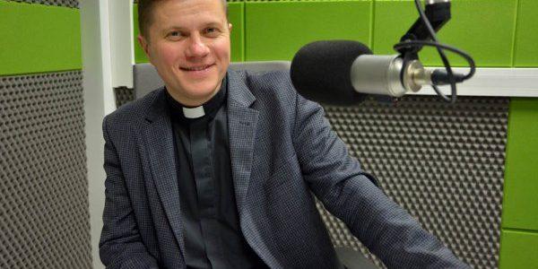 Wywiad z księdzem Mariuszem Marszałkiem