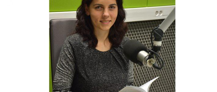 Radio Wilno. Okienko Liryczne. Katarzyna Pieczuro-Mažeikienė. 2018-01-20