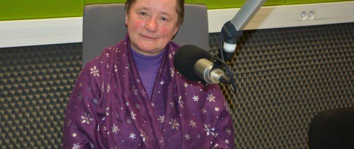 Radio Wilno. Okienko Liryczne. Irena Duchowska. 2018-03-03