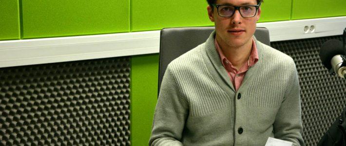 Okienko Liryczne. Radio Wilno. Dariusz Kaplewski. 2018-02-17