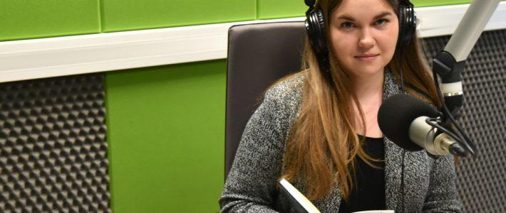 Radio Wilno. Okienko Liryczne. Agnieszka Masalytė. 2018-02-24
