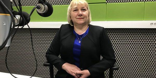 Anna Ingielewicz dla Radia Wilno o gminie Stare Troki