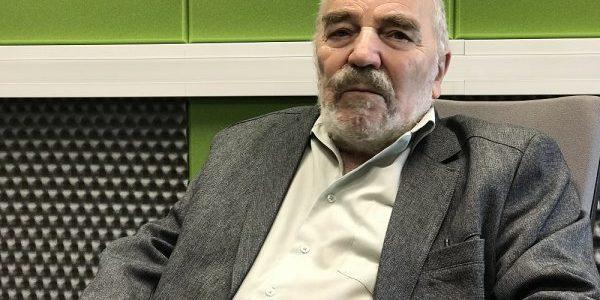 """Wojciech Piotrowicz dla Radia Wilno o książce-albumie """"Palmy Wileńszczyzny"""""""