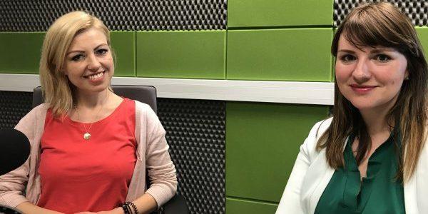 """Jolanta Prowłocka i Barbara Suckiel dla Radia Wilno o XXIII Festiwalu """"Pieśń znad Solczy"""""""