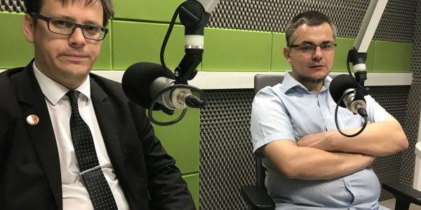 """Prof. Karol Sacewicz i dr Paweł Warot dla Radia Wilno o """"Antykomunizmie na straży Niepodległej. Przypadki wileńskie"""""""