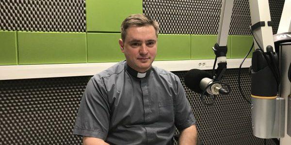 Ks. Andrzej Szuszkiewicz dla Radia Wilno o Wyższym Seminarium Duchownym św. Józefa w Wilnie