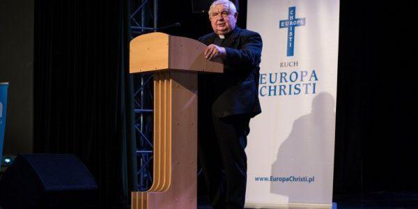 Ks. infułat dr Ireneusz Skubiś dla Radia Wilno o tym, czym jest Ruch Europa Christi