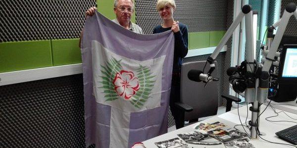 Henryk Mażul dla Radia Wilno o historii Turystycznego Zlotu Polaków na Litwie