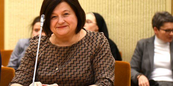 Regina Markiewicz dla Radia Wilno o przygotowaniu placówek oświatowych rejonu solecznickiego do 1 września