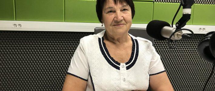Stefania Tomaszun dla Radia Wilno o XIV Tradycyjnym Festynie Kultury Polskiej Ziemi Szyrwinckiej