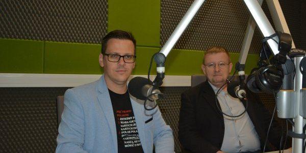 """Dr Marek Pacholec i dr Paweł Warot dla Radia Wilno o Harcerskiej Organizacji Podziemnej """"Iskra"""""""