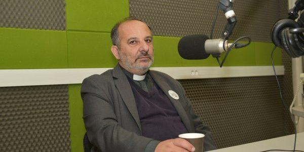 Ks. Tadeusz Bohdan Isakowicz-Zaleski dla Radia Wilno o drodze życia, którą wybrał