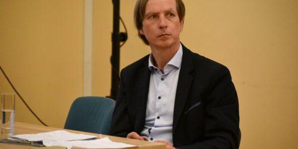 Tadeusz Andrzejewski dla Radia Wilno o Instytucie Myśli Polskiej w Wilnie
