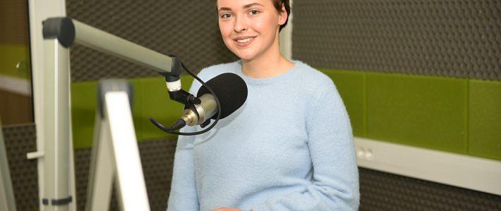 Okienko Liryczne. Radio Wilno. Justyna Stankiewicz. 2018.10.13