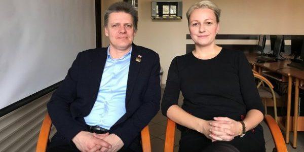 Magdalena Ćmiel i Leszek Richter dla Radia Wilno o Polakach w Republice Czeskiej