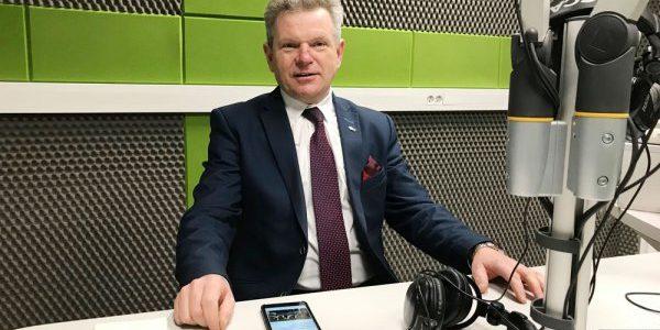 Jarosław Narkiewicz o powołaniu Centrum Edukacji Polonistycznej w Akademii Edukacji Uniwersytetu Witolda Wielkiego