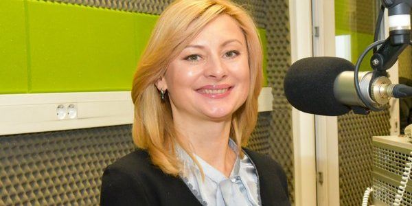 Rita Tamašunienė dla Radia Wilno o budżecie państwa na 2019 rok