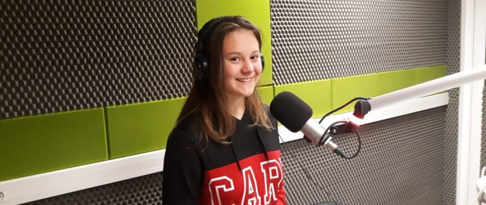 Okienko Liryczne. Radio Wilno. Wita Borejszo.2018.11.10.