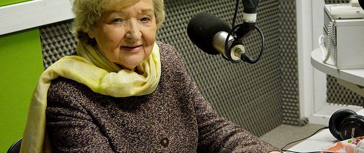 Okienko Liryczne. Radio Wilno. Krystyna Adamowicz (I cz.) 2019-01-26