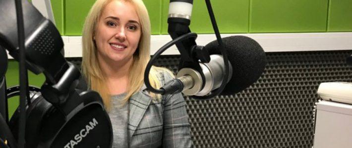 Krystyna Malinowska dla Radia Wilno o nowo powołanym wydziale w samorządzie rejonu wileńskiego