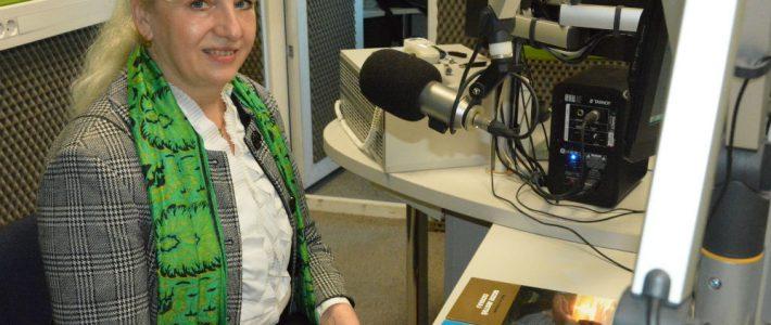 Radio Wilno. Okienko Liryczne. Barbara Orlowski. 2019-06-08.