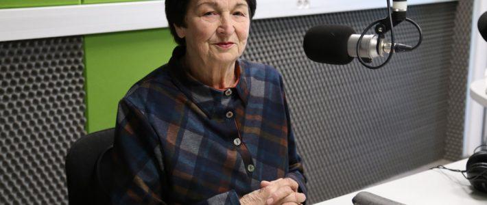Radio Wilno. Okienko Liryczne. Władysława Orszewska-Kursevičienė. 2019-05-11.