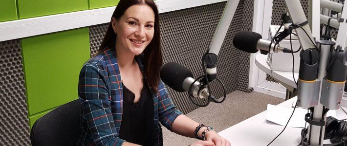 """Radio Wilno. """"Okienko Liryczne"""" z Moniką Jodko. 2019-07-06."""