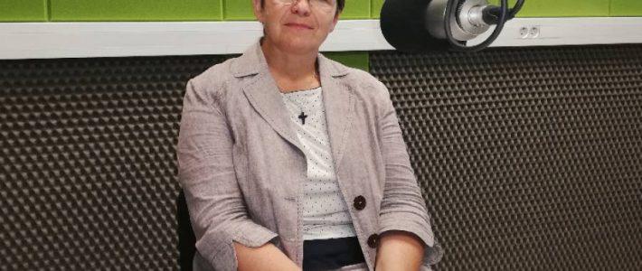 Siostra Anna Mroczek dla Radia Wilno o powstającym Centrum Kształcenia Rodziny