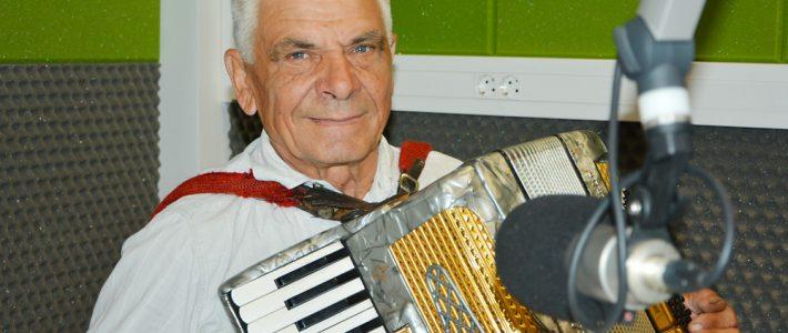 """Radio Wilno. """"Okienko Liryczne"""" z Henrykiem Boguszewiczem. 2019-08-31."""