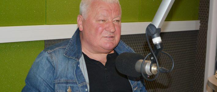 """Radio Wilno. """"Okienko Liryczne"""" z Janem Jodko. 2019-08-03."""