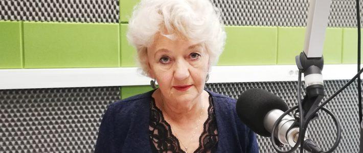 Radio Wilno. Rozmowa Dnia. Wywiad z Lilią Kiejzik. 2019.10.21.